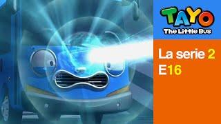 [Tayo Español la Serie 2] #16 El pequeño Tayo
