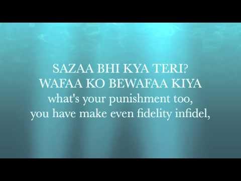 Xxx Mp4 Yeh Jism Hai To Kya Jism 2 Lyrics With English Translation Ali Azmat 3gp Sex