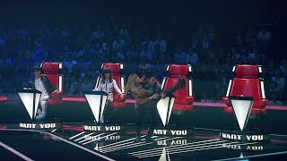 The Voice Cambodia Season 2 | The Blind Auditions Week 4 | Pro