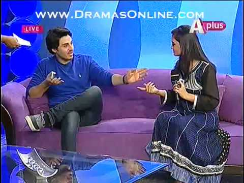 Ahsan Khan In trouble In A Live Show Plytube