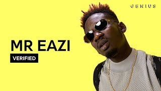 """Mr Eazi """"Pour Me Water"""" Official Lyrics & Meaning 