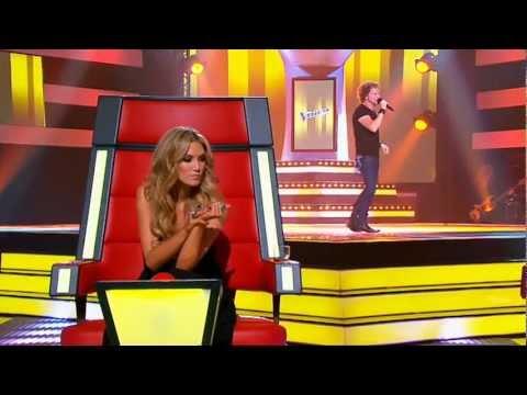 The Voice Australia: Jimmy Cupples (@4littlejimmy) sings Woman