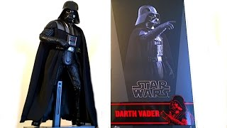 HOT TOYS STAR WARS ROGUE ONE DARTH VADER UNBOXING