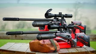REVIEW: Daystate Red Wolf Air Rifle - NEW Laminate - This Changes Everything