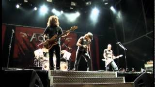 ACCEPT - No Shelter (live) [official video]