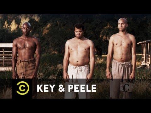 Key & Peele Auction Block
