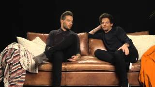 Louis Tomlinson & Liam Payne interview for MADE IN THE AM PROMO