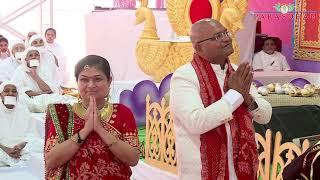 Naamkaran - Navdikshit Mahasatijis | Jain Diksha 2018 | Rashtrasant Pujya Shree Namramuni MS