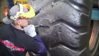 Big Tractor Tire Repair