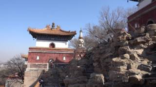 A walk through the Summer Palace in Beijing, China