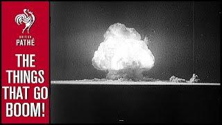 Atomic Bomb - The Big Test (1945)