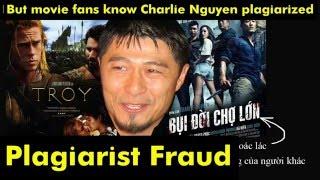 Self bragging Vietnamese movie director caught plagiarizing shot for shot! Vietnam top filmmaker lol