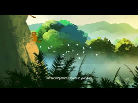 Introduction to Punyakoti - First Sanskrit Animated Movie