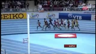 3000m Men Final - Caleb Ndiku - Sopot 2014