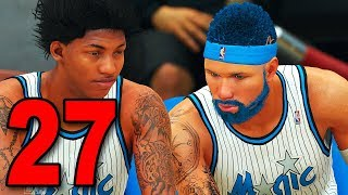 NBA 2K18 My Player Career - Part 27 - Going for 40 Points