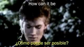 a-ha - The sun always shines on TV [HD 720p] [Subtitulos Español / Ingles] [Vídeo oficial]