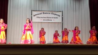 Sharmi dance performance - Kashmir Main Tu Kanyaku