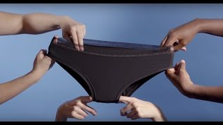 Cocoro, advanced lingerie for periods - #crowdfunding with english subtitles
