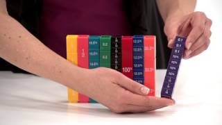 Fraction Tower Cubes