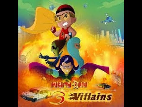 Mighty Raju - 3 Villains