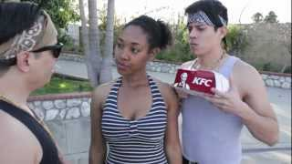 Don't Hit On Black Girls with Boyfriends - Cholo Adventure Tip