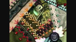Crazy Quilts Make Me Crazy ;)