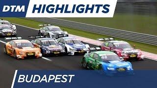 Race 2 Highlights - DTM Budapest 2016
