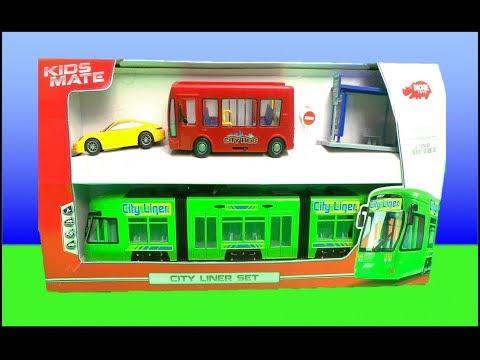 Xxx Mp4 Dickie Toys City Liner Tram Porsche City Bus Unboxing VIDEO FOR CHILDREN 3gp Sex