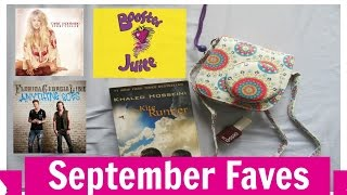 September 2016 Favourites | thebeachcardigan