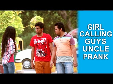 Girl Calling Guys