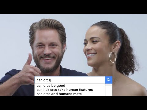 The Cast of Warcraft Answer The Web's Most Searched Questions