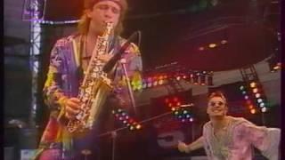 Guru Josh Infinity + Whos law Leipzig 1990 Open Air East Germany
