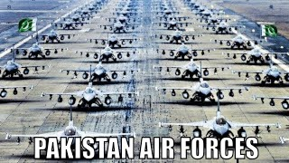 Pakistan Air Forces 2018 (All Weapons)