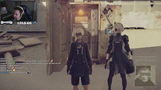20180106 100128PM 216199640 nier memes NieR Automata 0;45 jf court 1;08 equality of opportunity 2;03