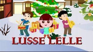 Lusse Lelle + | Barnsånger på svenska | Luciasånger för barn