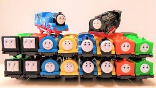 ×18 New Knock Off Toys Thomas & Friends Super Quick Locomotive