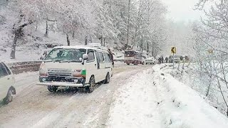 Live update from murree 🇵🇰 Pakistan,  snowfall & weather