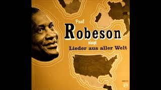 Paul Robeson - Turn ye to me (Scottish folk song)