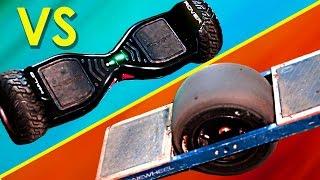 Halo Rover vs One Wheel