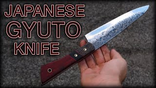 Knife Making: Gyuto Chef's Knife DIY