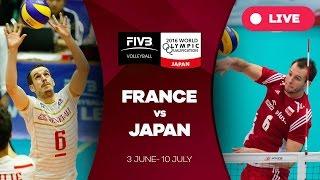 France v Poland - 2016 Men