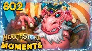 Want To Fatigue A Hunter? Just Play Togwaggle   Hearthstone Daily Moments Ep.802