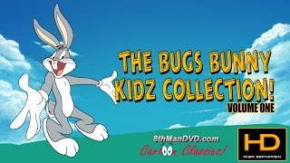 BUGS BUNNY HD 4K KIDS COLLECTION Vol. 1 | Looney Tunes & Merrie Melodies | Cartoons for Children