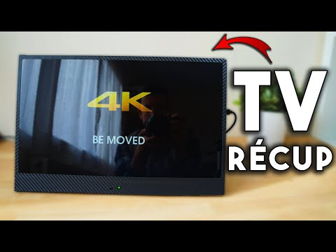 Comment Fabriquer un Écran TV Portable pour 30€