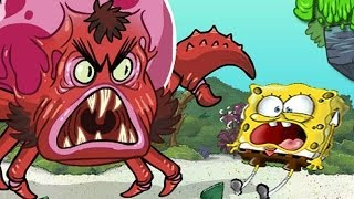 SpongeBob SquarePants Full Game - Monster Island - Games for Kids