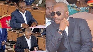 RDC : JOSEPH KABILA AU CONTRÔLE TOTAL  DE LA POLITIQUE CONGOLAISE. IL FAIT SIGNER LES MEMBRES DU FCC