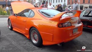 1000HP Toyota Supra // Nissan S15 Silvia