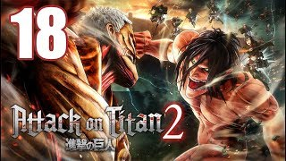 Attack on Titan 2 - Gameplay Walkthrough Part 18: Choices and Consequences