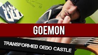 Mystical Ninja Starring Goemon - Transformed Oedo Castle Metal Cover