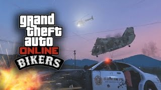 COPS, CRIMES, AND COCAINE - GTA 5 Gameplay